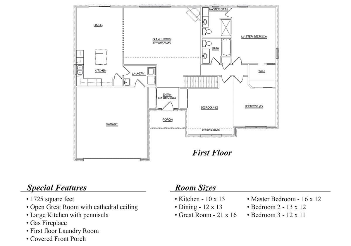 Click for printable Hampton II brochure